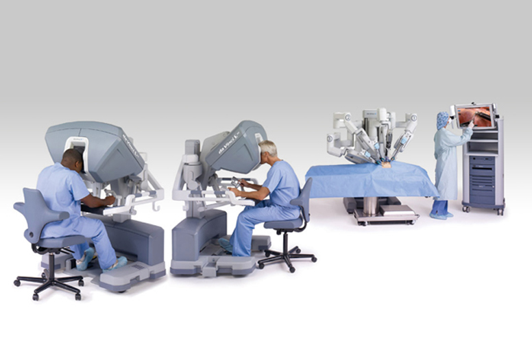 Mount Elizabeth, Robotic Surgery