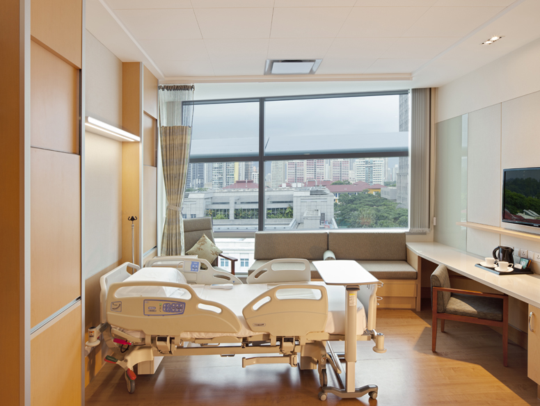 how to go to singapore general hospital