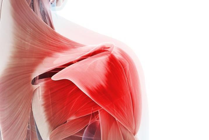swelling of the shoulder
