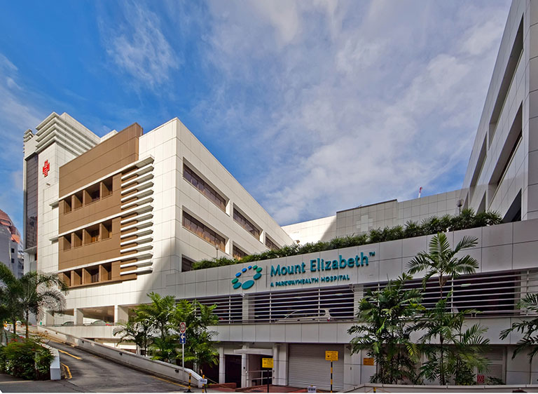 mount elizabeth hospital cancer specialist