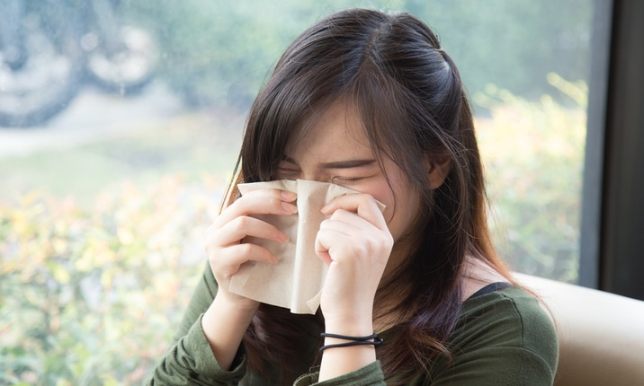 Allergic rhinitis - A chronic condition