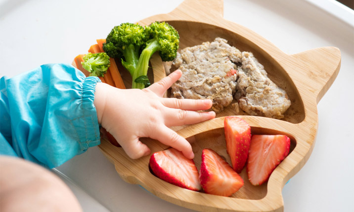 Baby-led Weaning | Health Plus