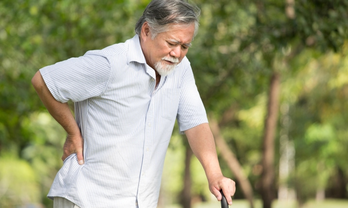 Back pain and age