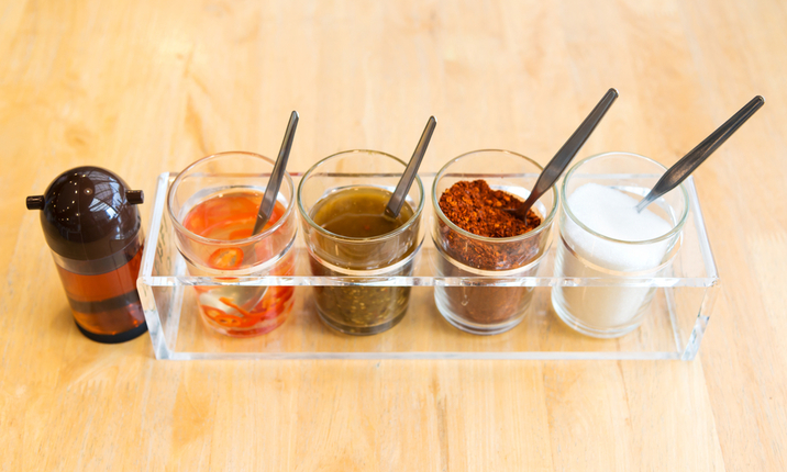 condiments sauces