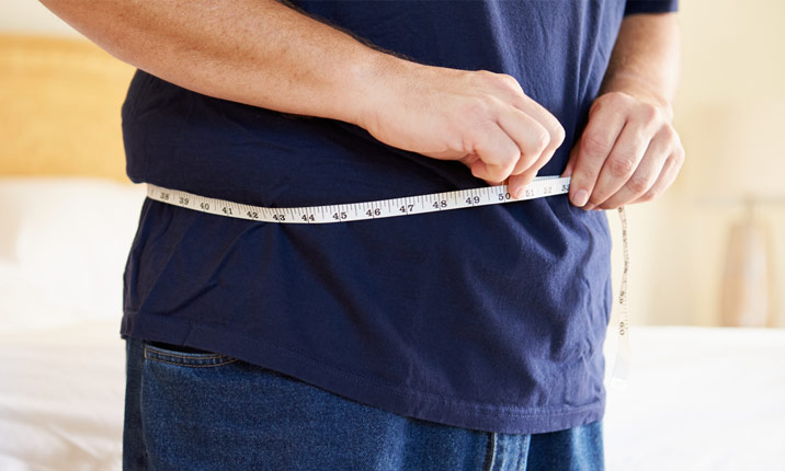 Consequences of overeating