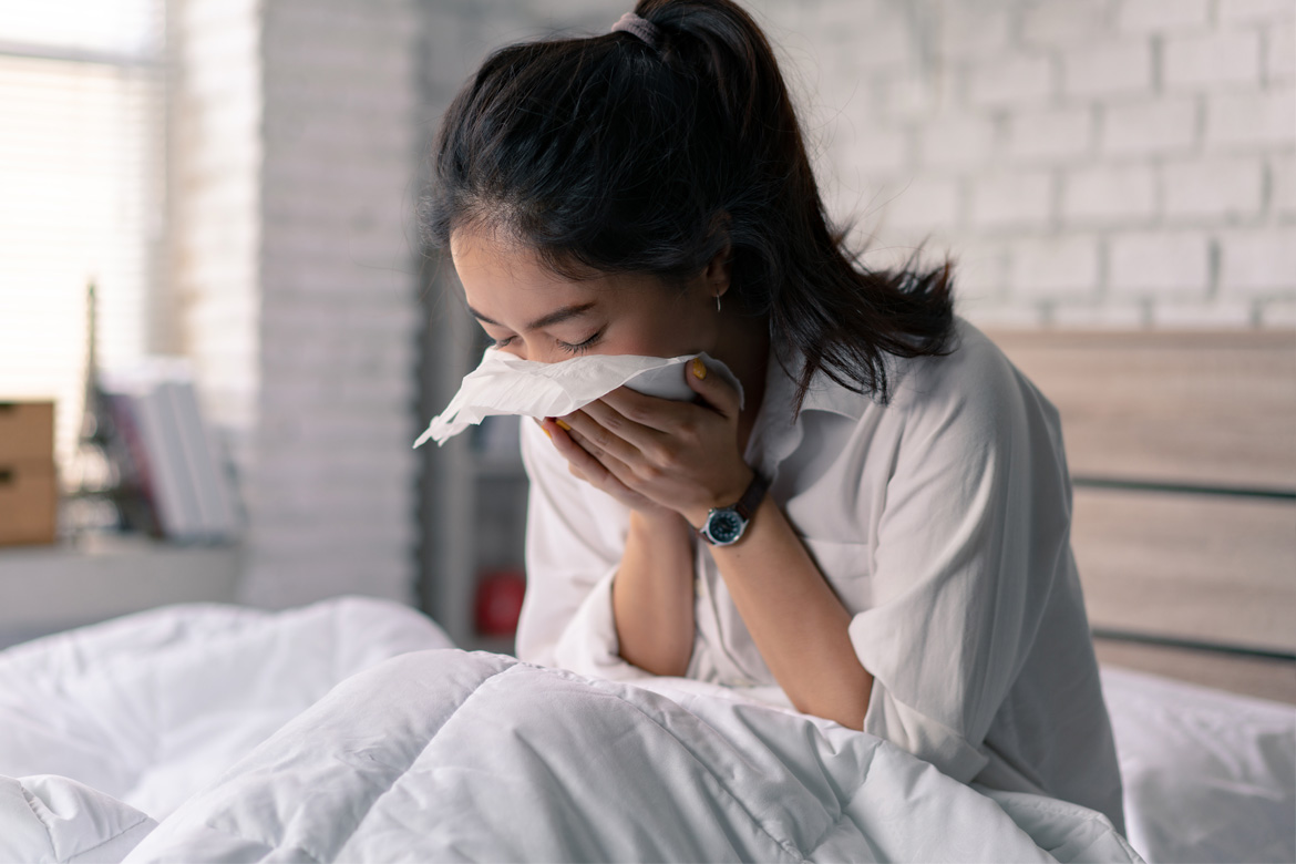 Coughing Blood and What It Could Mean| Health Plus