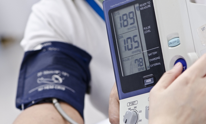 Heart condition - high blood pressure