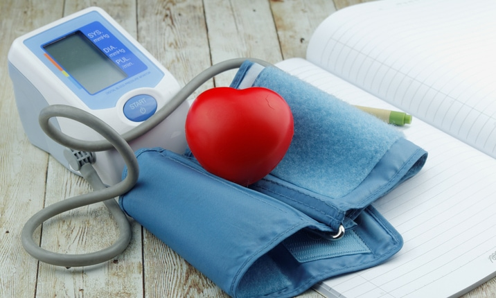 High blood pressure - Monitor at home