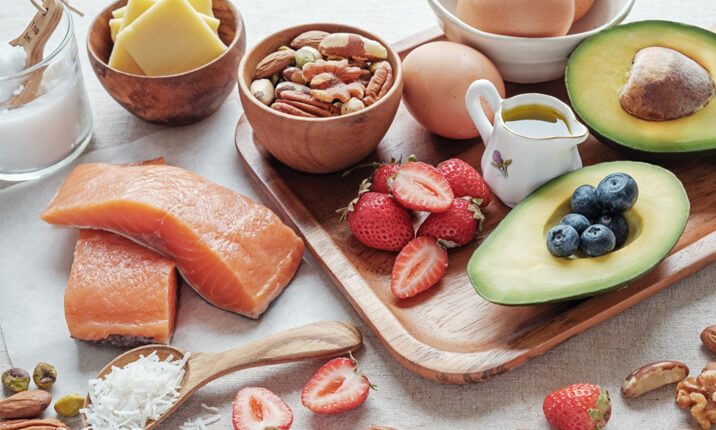 Is the Keto diet for you - Keto-friendly foods