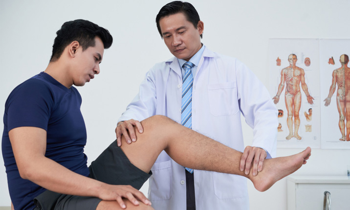 Knee replacement surgery - Suitable for you