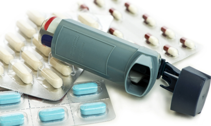 Asthma is manageable with medication