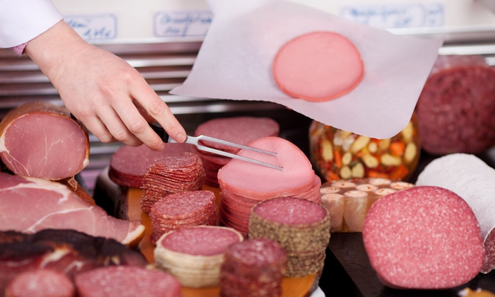 Reduce cancer risk - Processed meat