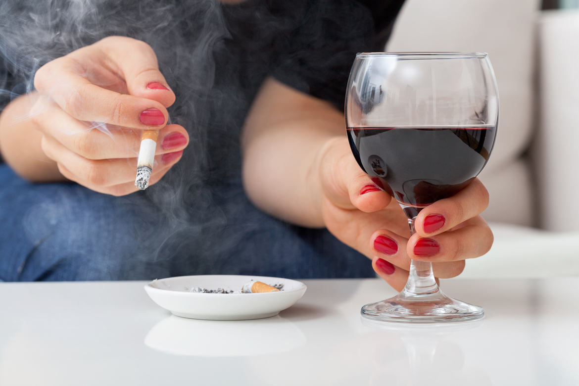 How Smoking and Drinking Affect the Body | Health Plus