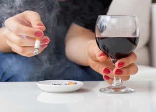 How Smoking and Drinking Affects the Body