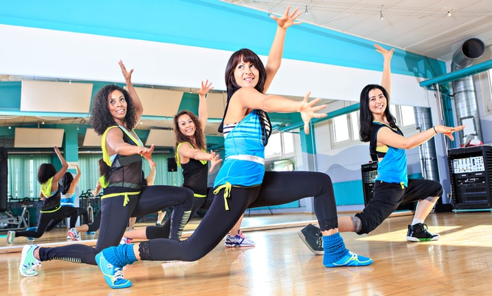 Sports injuries after 40 - Zumba