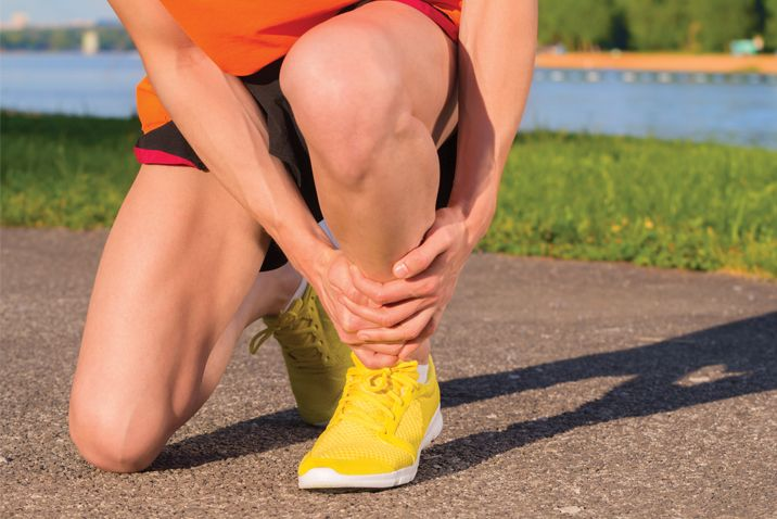 Podiatrists treat sports injuries such as Achilles tendinopathy and fractures