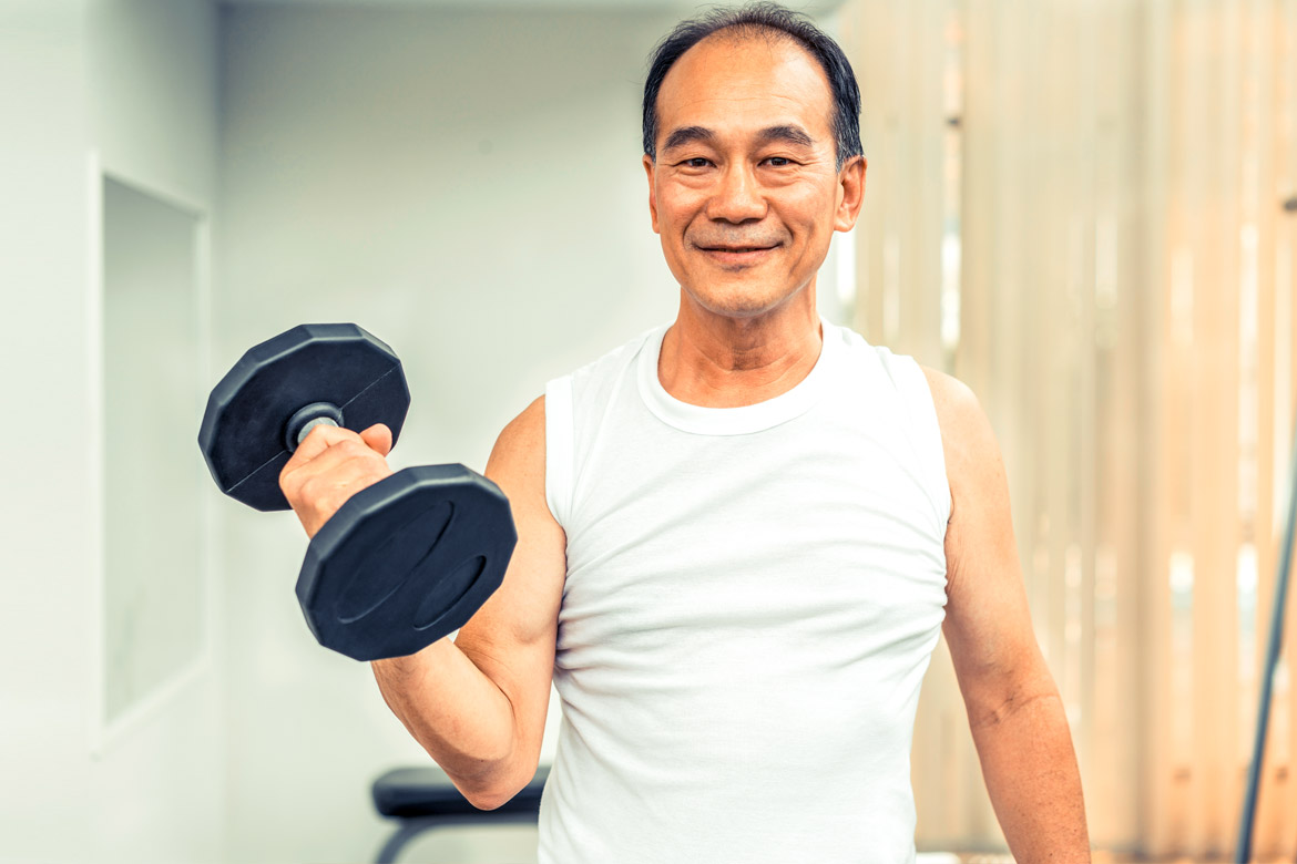 Fitness after 40: Is Too Much Exercise Bad for You? | Health