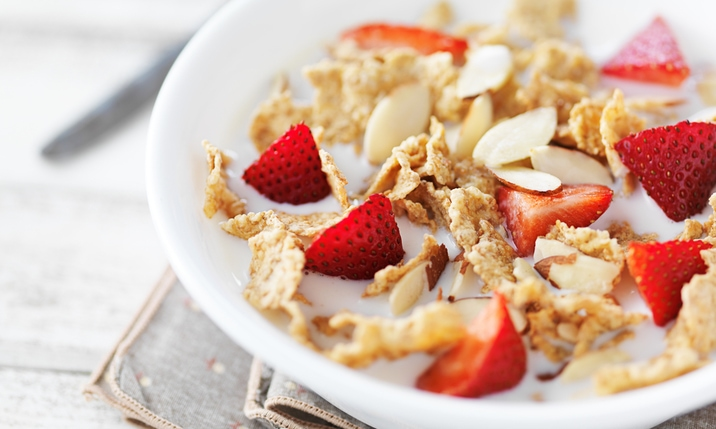 Wholegrain cereal